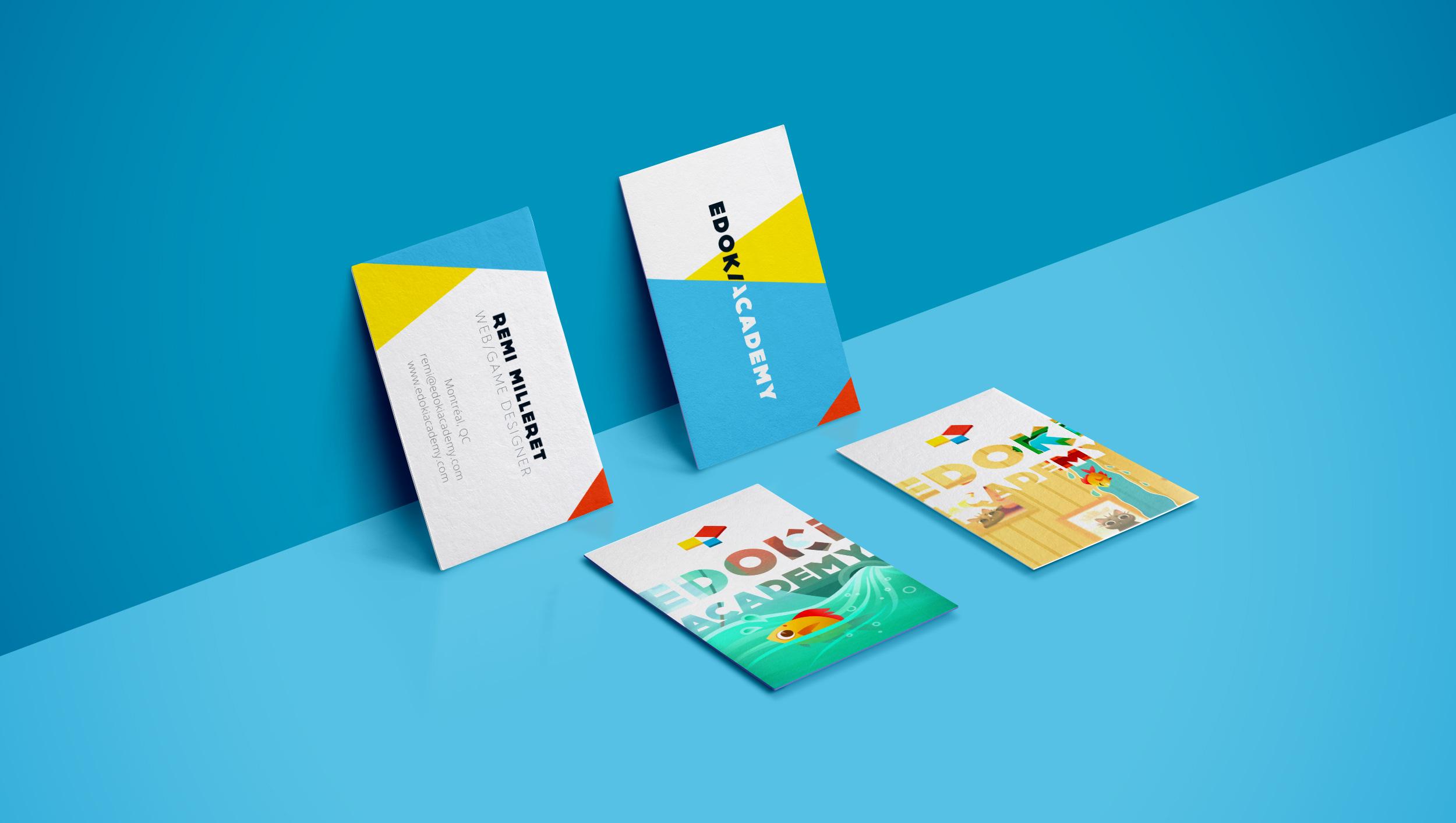 Branding Apps Company - EDOKI ACADEMY - Millimade