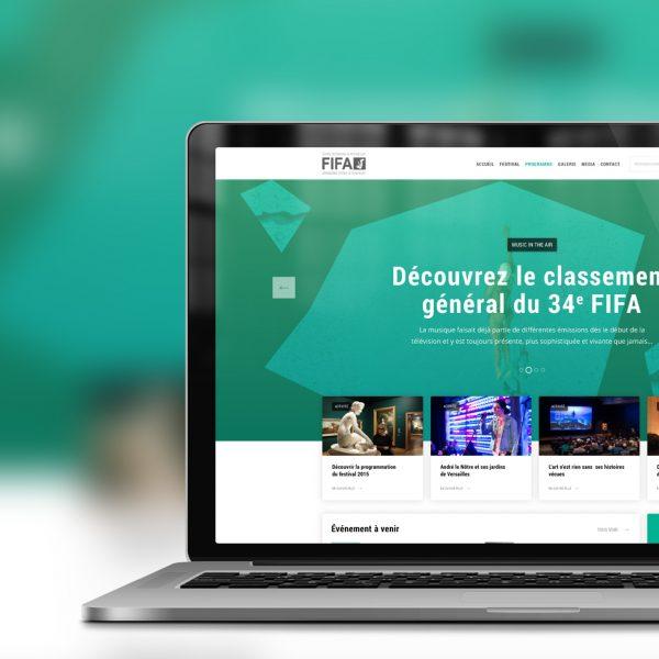 Festival Films Art - FIFA - Millimade